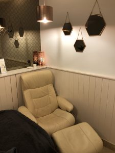 Welcoming you to our brand new salon! The Lavender Rooms